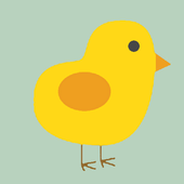 Flapping Chick