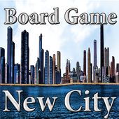 "Board Game ""New City"" 1"