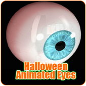 Halloween Animated Eyes 1.1.0
