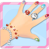 Nail Salon Games 4
