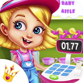 Supermarket Manager Baby Games 1.0.0