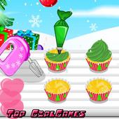 Cook Christmas Tree Cupcakes 1.0.0