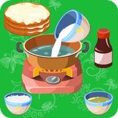cooking games cake coconut 1.0.0