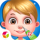 Cute Kids's Nose Clinic 1.0.0