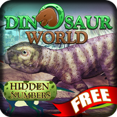 Dinosaur World Hidden Numbers 1.0.9