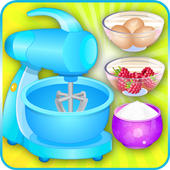 cooking games cake berries 1.0.0