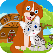 Kavi Game-  419 Dog And Cat Escape Game 1.0.0