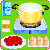 cook cake with berries games 1.0.0