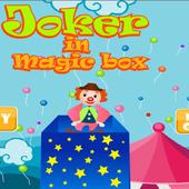Joker in Magic Box