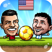 ⚽Puppet Soccer 2014 - Big Head Football 🏆 1.0.128
