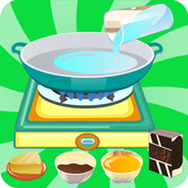 games cooking chocolate girl 1.0.0