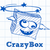 CrazyBox-Flying Adventure Game 1.0.18