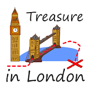 London Treasure Hunt Map 1.0.0
