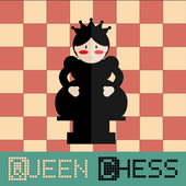 Queen Difficult Chess Game 3.1.1