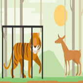 Tiger in Cell 1.0