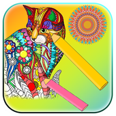 Mandala Coloring Book Free 1.0
