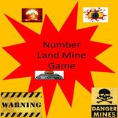 Number Land Mine Game 1.1
