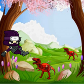 Ninja Kid in Jurassic Jungle 1.1.0