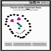 Colored Dot Painting 1.0