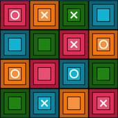 Tic Tac Toe - Colors Challenge 2.0.1