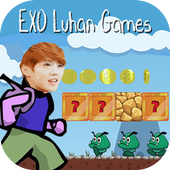 EXO Games Luhan Jungle Jump 2.1.0