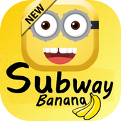 Subway Banana Run and Jump Adventure 1.0