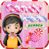 Candy World Runner 2.1