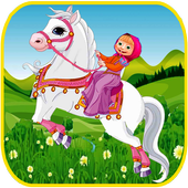 Masha and the Horse Adventures 1.0.0