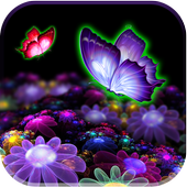 3D Butterfly Live Wallpaper 2.2