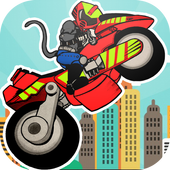 Biker Adventure Mice: Racing 1.0