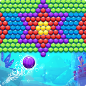 Bubble Shooter Water