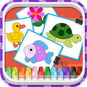 Puzzles and Coloring Games 1.0.2