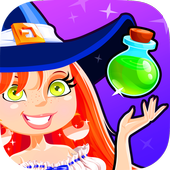 Candy Witch Games for Kids 1.0.4