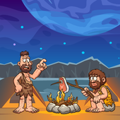 Caveman adventures in jungle 7