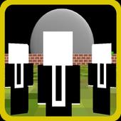 Survival SlenderMan Blocks 1.0