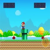 Super Island for classic mario 1.0