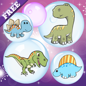 Dinosaurs Bubbles for Toddlers 1.0.6