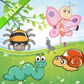 Insects Puzzles for Toddlers 1.0.5