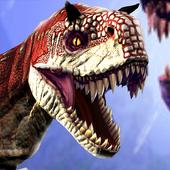 T-Rex Dinosaur City Hunter: Rocket Launcher Game 1.2.1