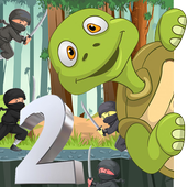 Turtle Jump vs Ninja Warrior 2 1.0.3