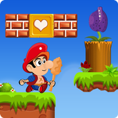 Jungle World Of Super Boy 1.0