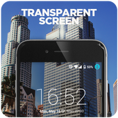 Easy Transparent Screen Prank 1.0