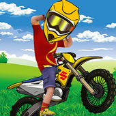 Motorcycle games : Stunt Mania 1.1