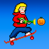 Pumpkin Skaters! 1.0