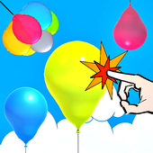 Pop Balloon Kids Game 1.2