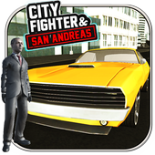 City Fighter and San Andreas 1.1.1