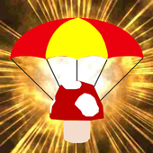 Parachute Mushrooms 3