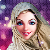Hijab Make Up ,hijab fashion 1.2