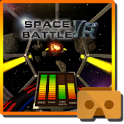 Space Battle Cardboard VR 1