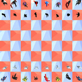 3d Super Hero Chess 1.0